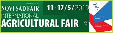 Российский павильон на NOVI SAD INTERNATIONAL AGRICULTURAL FAIR 2019