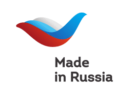 REC logo made in Russia rus eng 1